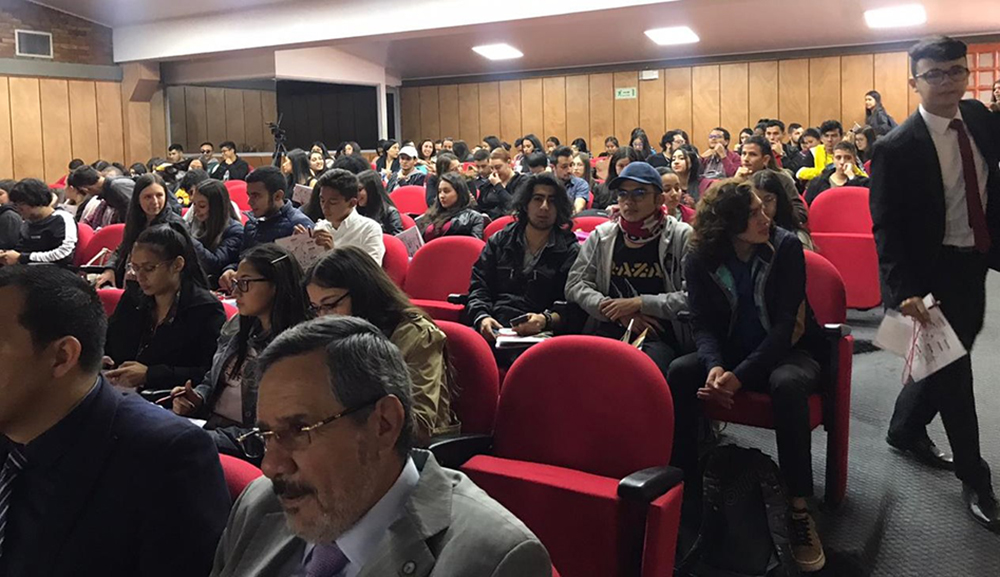 Observatorio de Paz realizó el Congreso Juvenil de Paz